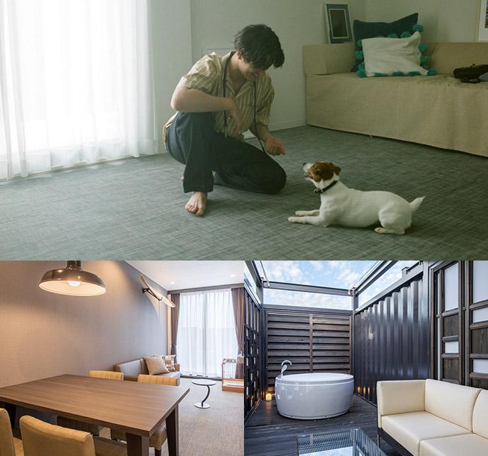 【公式】COFF|千葉・一宮町 海から5分のカジュアルリゾート